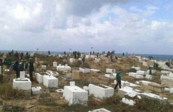 النظر بملف مقبرة طاسو المهددة بيافا غدًا