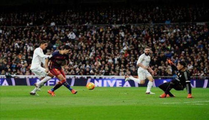 تحديد موعد الكلاسيكو بين برشلونة وريال مدريد