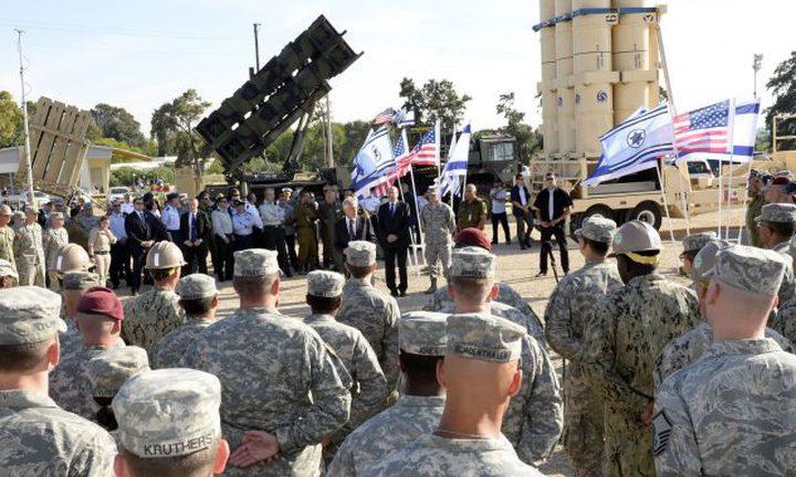 وصول 2500 جندي أمريكي إلى كيان الإحتلال للمشاركة في أكبر مناورة عسكرية