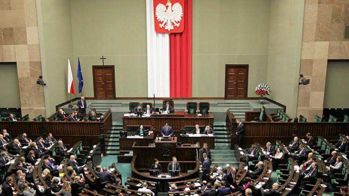 """وفد بولندي يصل كيان الإحتلال الأربعاء لمناقشة """"قانون المحرقة"""""""