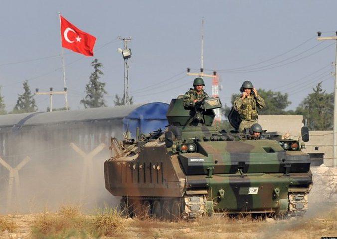 الجيش التركي يعلن مقتل 2184 مسلحا في عفرين