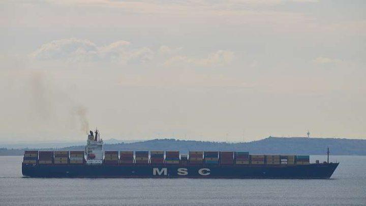 تركيا: مقتل شخص في انفجار على متن سفينة