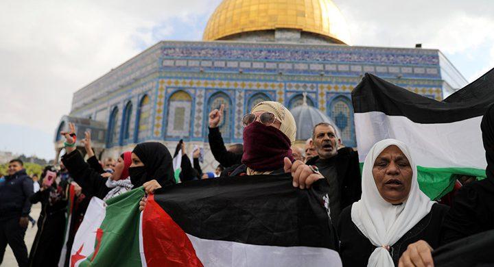حلقة نقاش حول تطورات الأوضاع بعد الإعلان الأميركي بشأن القدس