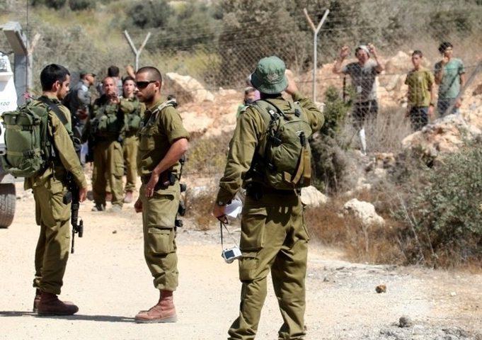 نابلس: الاحتلال يستولي على 24 دونما لشق طريق استيطاني