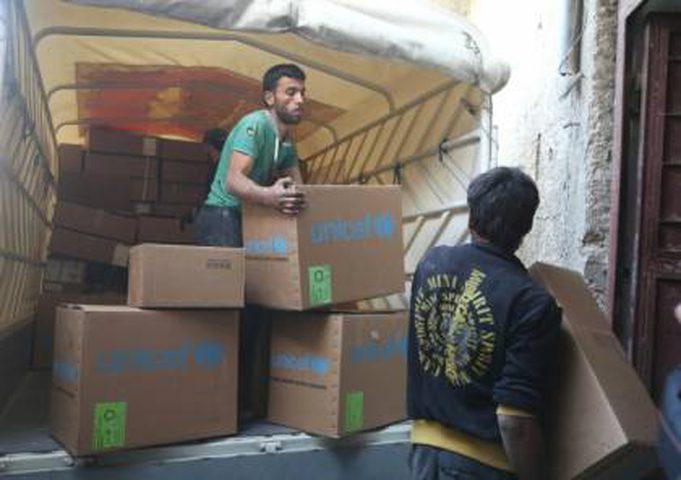"""""""بي بي سي"""": عمال إغاثة تلقوا """"خدمات جنسية"""" من سوريات مقابل معونات غذائية"""