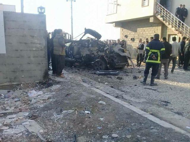 انفجار سيارة وسط أربيل يستهدف معارضا إيرانيا