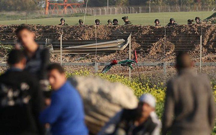 غزة: الاحتلال يدعي إحباط عملية تفجيرية