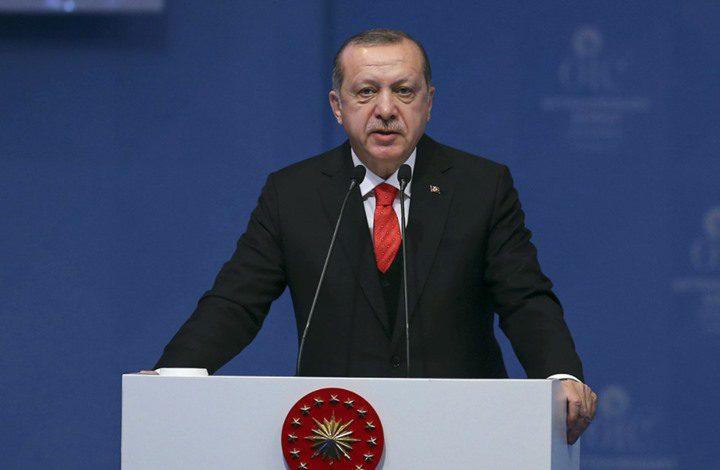أردوغان:موقفنا تجاه القدس لن يتغير