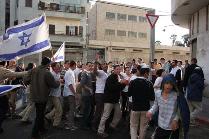 مسيرة استفزازية للمستوطنين في تل الرميدة