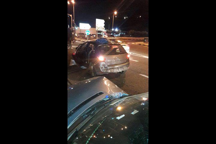 مصرع مواطن واصابة 5 آخرين في حادث سير جنوب بيت لحم