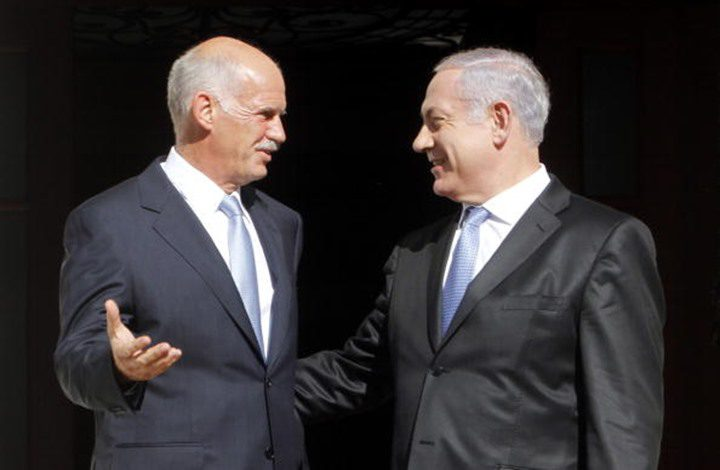 """""""إسرائيل"""" تغير بوصلة تحالفها مع تركيا نحو اليونان والعرب"""