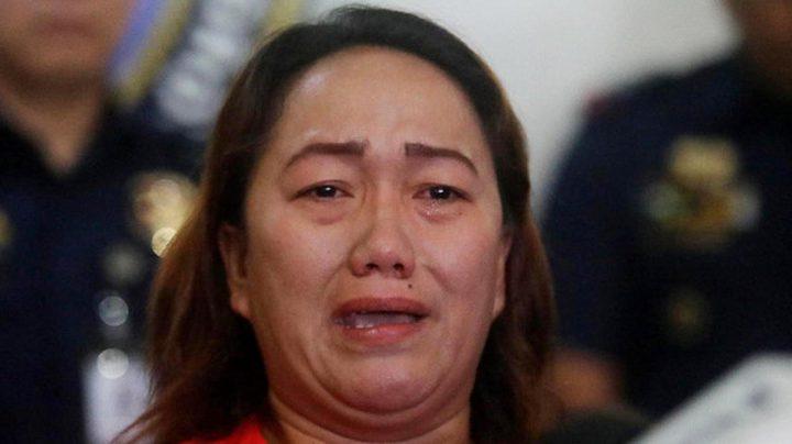 الفلبين تعتقل امرأة في قضية العاملة المقتولة في الكويت