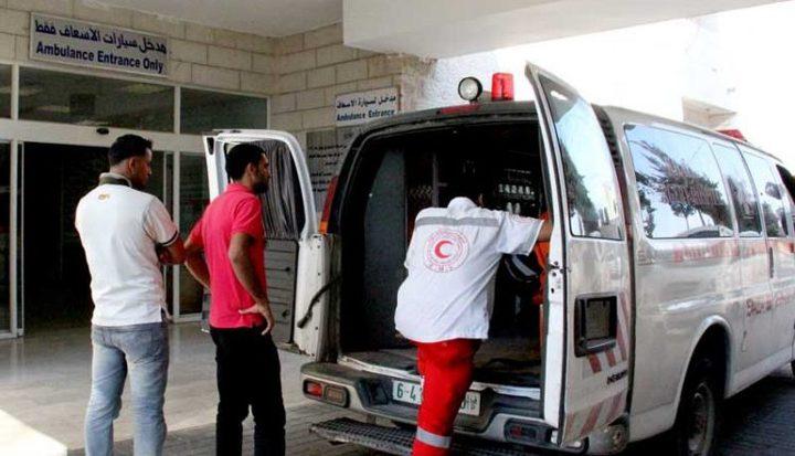 وفاة طفل في حادث دهس غرب الخليل