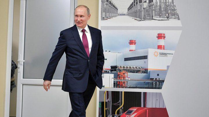 بوتين: لو لم أكن رئيساً لمارست العمل الإبداعي