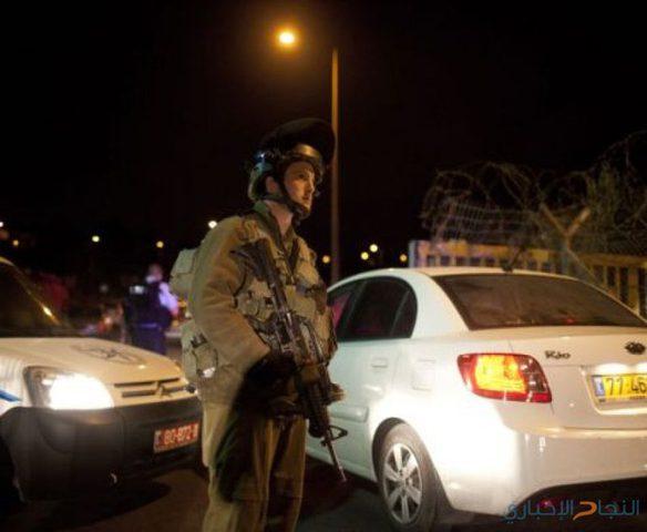 تضرر مركبة للمستوطنين رشقا بالحجارة في القدس