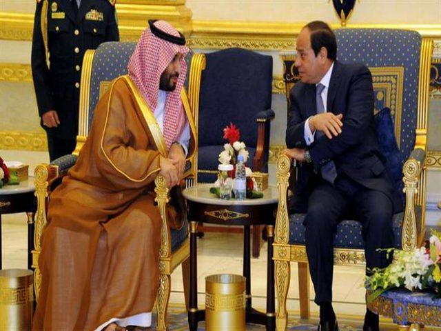 السيسي وبن سلمان يتفقان على السعي لتسويات سياسية لأزمات المنطقة