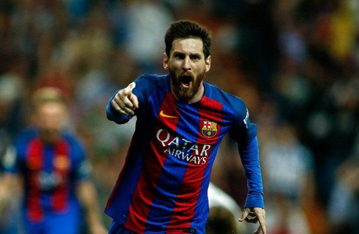 برشلونة يفوز على اتلتيكو مدريد في الليجا