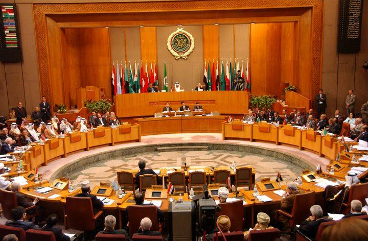 مجلس الجامعة العربية يبحث ثمانية بنود