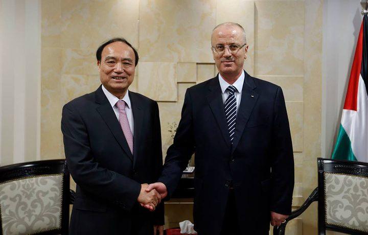 الحمد الله يستقبل الأمين العام للاتحاد الدولي للاتصالات