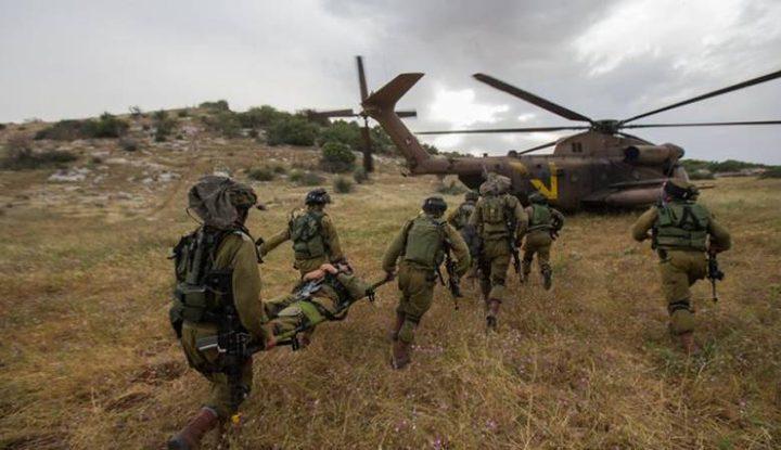 الإحتلال يكشف أن قواته تستعد لمناورة عسكرية ضخمة الصيف المقبل