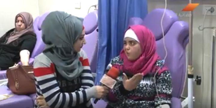 """بالفيديو.. معاناة مرضى """"الهيموفيليا"""" في فلسطين"""