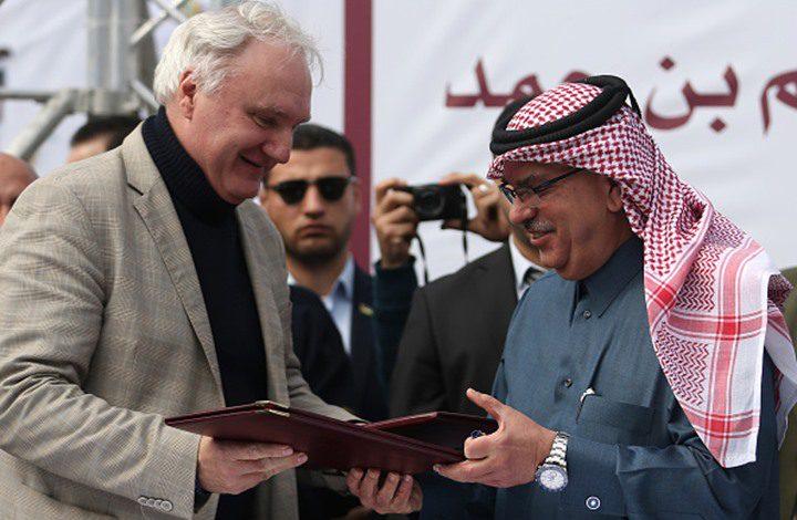 إسرائيل تسعى لتخفيف غضب مصر من نفوذ قطر بغزة