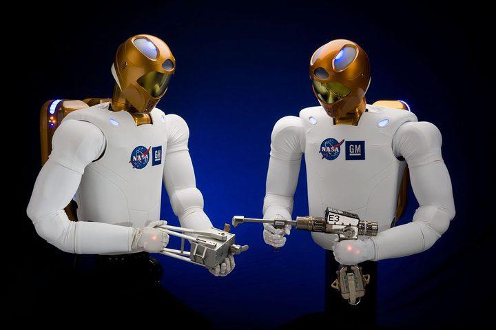 هكذا ستبدو الروبوتات المستقبلية؟