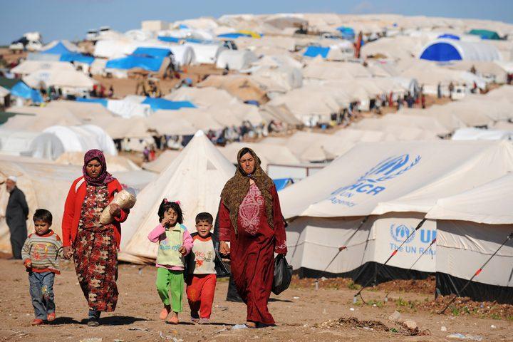 """احتجاجات بالمخيمات في لبنان تزامناً مع مؤتمر """"أونروا"""" في روما"""