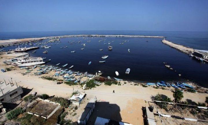 وفاة طفلة بعد سقوطها في ميناء غزة