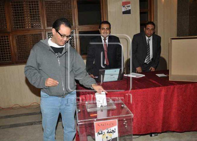 اليوم ...بدء ماراثون الإنتخابات المصرية