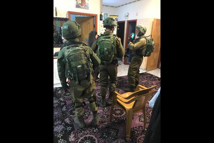 الاحتلال يعتقل شقيق منفذ عملية الدهس قرب جنين ويعلن برطعة منطقة عسكرية مغلقة
