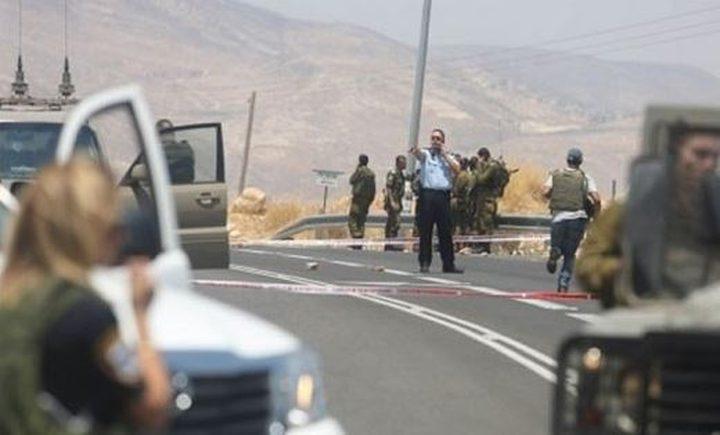 مقتل إثنين من جنود الاحتلال واصابة ثلاثة بجراح في حادث دهس غرب جنين - صور وفيديو (محدث)