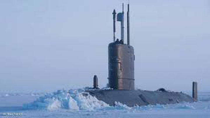 """""""غواصة نووية بالقطب الشمالي"""" نتيجة تطور أزمة الجاسوس الروسي"""