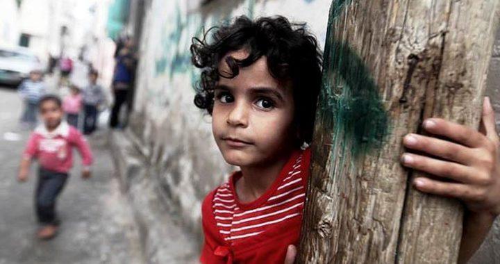 البابا فرانسيس يعرب عن قلقه الحقيقي حيال وضع لاجئي فلسطين