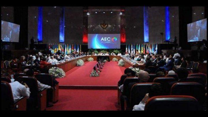 فلسطين تشارك في الاجتماع الوزاري الاعتيادي لرابطة دول الكاريبي