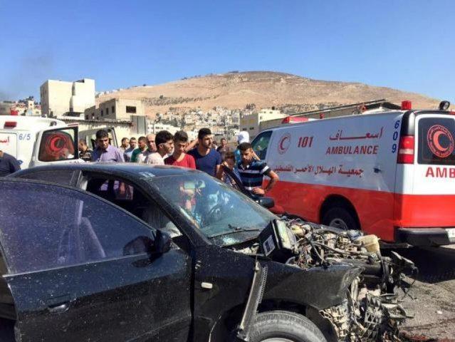 مصرع شخص واصابة 148 في 249 حادث سير بالضفة