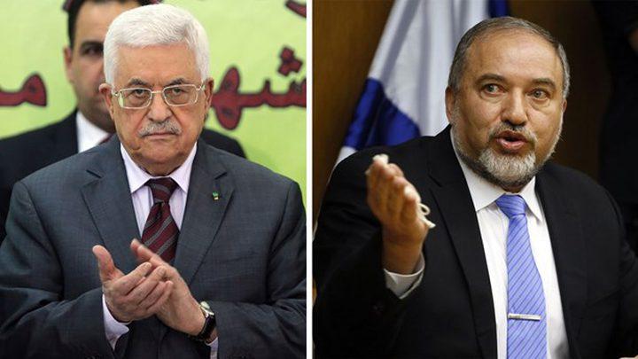 وزارة الإعلام: ليبرمان يقود حملة تحريض مسعورة ضد الرئيس محمود عباس