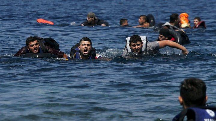 ضحايا بغرق مركب مهاجرين قبالة اليونان
