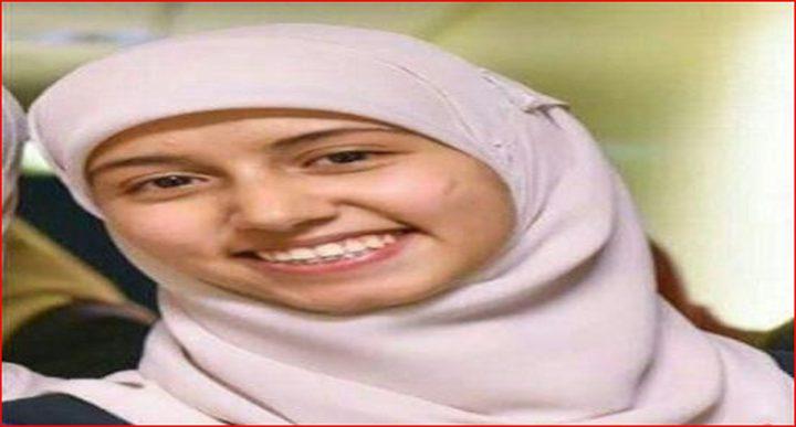 """محكمة الاحتلال تمدد اعتقال الطالبة """"علا مرشود"""" 7 أيام"""
