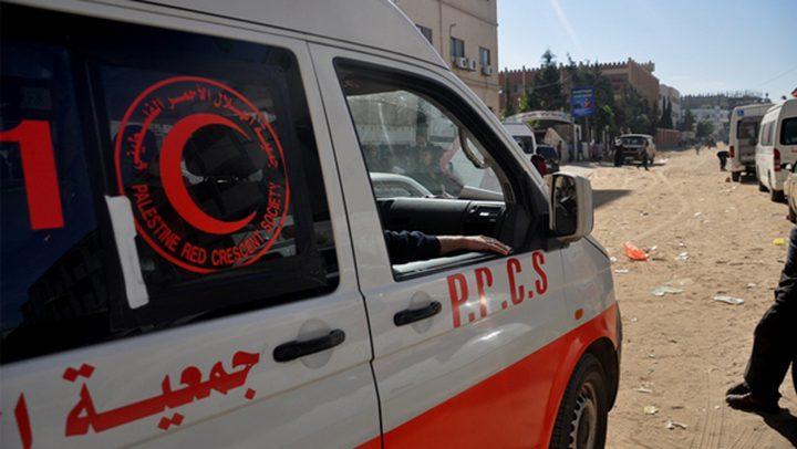 إصابة 6 مواطنين في انقلاب مركبة غير قانونية
