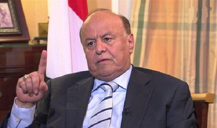 """الرئيس اليمني """"هادي"""" يعين شقيق صالح قائدًا لقوات الاحتياط"""