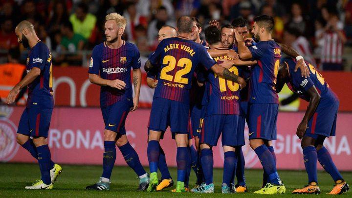 """برشلونة يحلق بالقمة ويقترب من حسم لقب """"الليغا"""""""