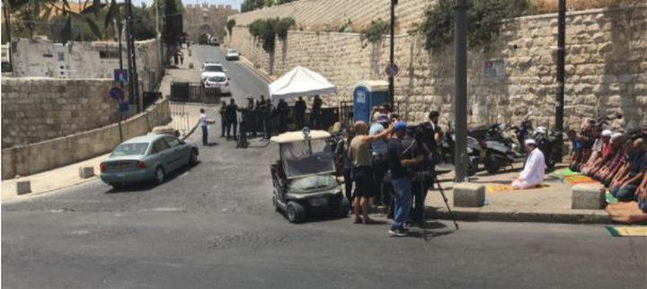 استشهاد شاب وإصابة مستوطن بعملية طعن في القدس