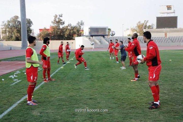 منتخبنا الوطني يختتم معسكره بالسعودية ويستعد للقاء البحرين وديا الخميس