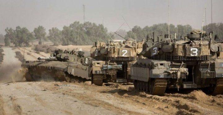 توغل محدود لجرافات الاحتلال شرق خان يونس