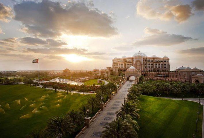 أفضل خمسة فنادق في العالم