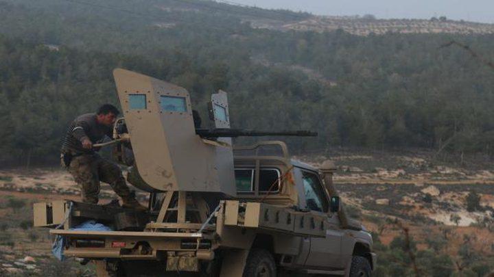 """قوات """"غصن الزيتون"""" تسيطر على كامل مدينة عفرين"""