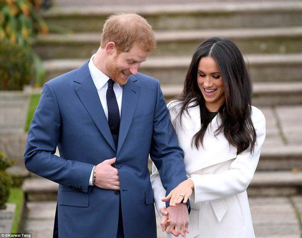 أخيراً... الملكة اليزابيث تعلن قرارها الحاسم حول زواج الأمير هاري من ميغن ماركل