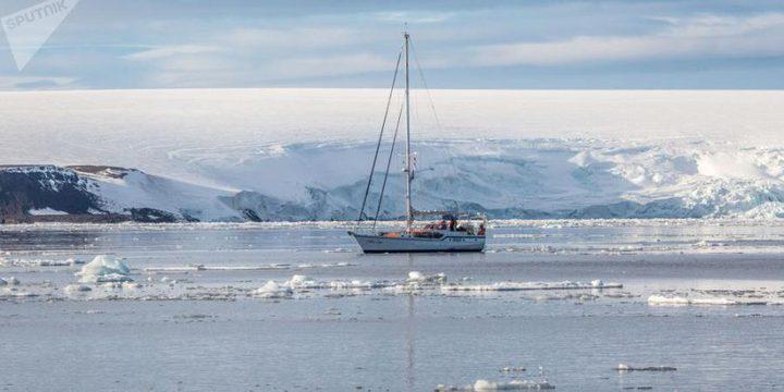 """سفينة صينية ثورية """"لغزو"""" القطب الشمالي"""