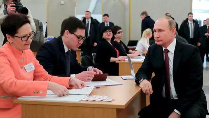 """الكشف عن محاولة لـ""""قرصنة"""" الإنتخابات الروسية"""